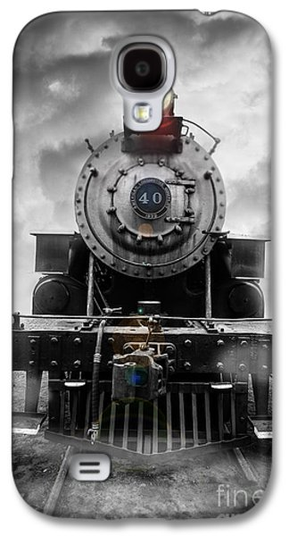 Steam Train Dream Galaxy S4 Case by Edward Fielding