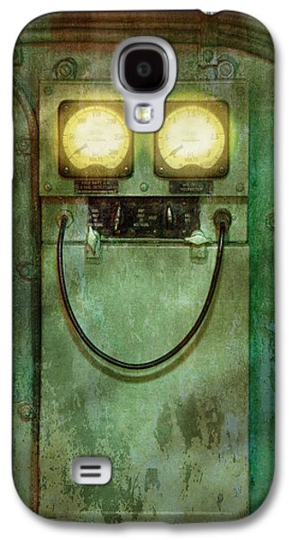 Steampunk - Galaxy S4 Cases - Steampunk - Be Happy Galaxy S4 Case by Mike Savad