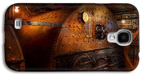 Steampunk Galaxy S4 Cases - Steampunk - Plumbing - The home of a stoker  Galaxy S4 Case by Mike Savad