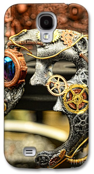 Recently Sold -  - Fantasy Photographs Galaxy S4 Cases - Steampunk - The mask Galaxy S4 Case by Paul Ward