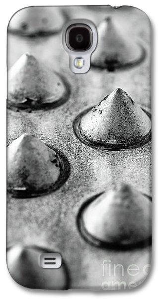Photo Photographs Galaxy S4 Cases - Steel Kisses Galaxy S4 Case by Charles Dobbs