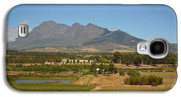 Stellenbosch Galaxy S4 Cases - Stellenbosch Galaxy S4 Case by Devan M