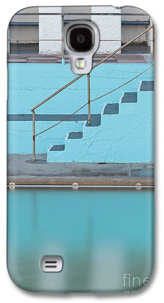 Tidal Photographs Galaxy S4 Cases - Steps Galaxy S4 Case by Richard Thomas