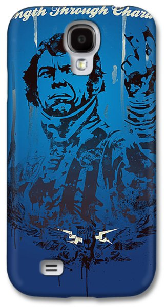 Personality Galaxy S4 Cases - Steve McQueen Galaxy S4 Case by Pop Culture Prophet