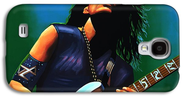 Jimi Hendrix Galaxy S4 Cases - Steve Vai Galaxy S4 Case by Paul  Meijering