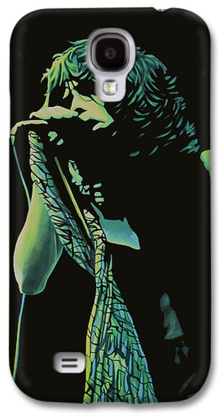 Steven Tyler 2 Galaxy S4 Case by Paul Meijering