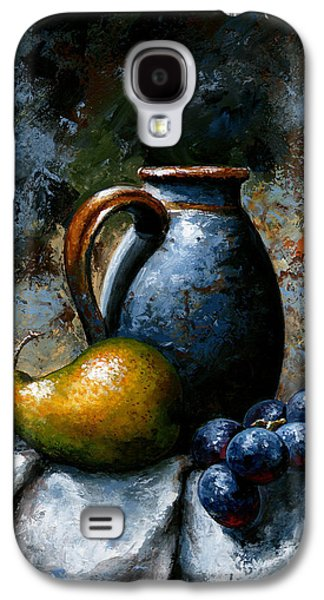 Still Life 24 Galaxy S4 Case by Emerico Imre Toth
