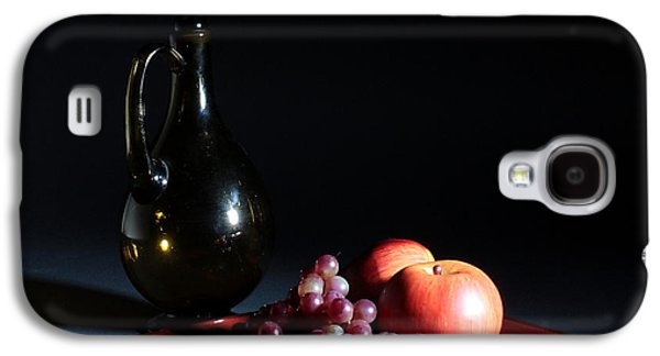 Apple Photographs Galaxy S4 Cases - Still Life with Decanter Galaxy S4 Case by Joe Kozlowski