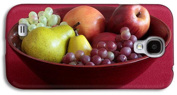 Apple Photographs Galaxy S4 Cases - Still Life With Fruit Galaxy S4 Case by Joe Kozlowski