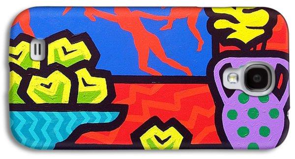 Motifs Galaxy S4 Cases - Still Life With Matisse Galaxy S4 Case by John  Nolan