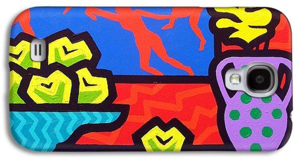 Motif Galaxy S4 Cases - Still Life With Matisse Galaxy S4 Case by John  Nolan
