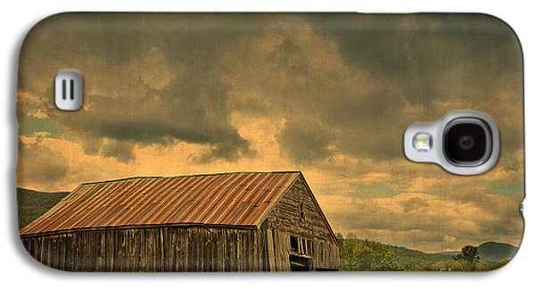 Rural Maine Roads Galaxy S4 Cases - Still Standing Galaxy S4 Case by Alana Ranney