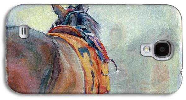 Stirrup Galaxy S4 Case by Kimberly Santini