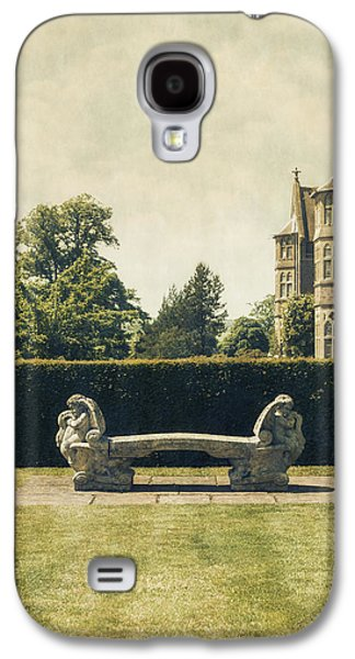Stone Bench Galaxy S4 Case by Joana Kruse