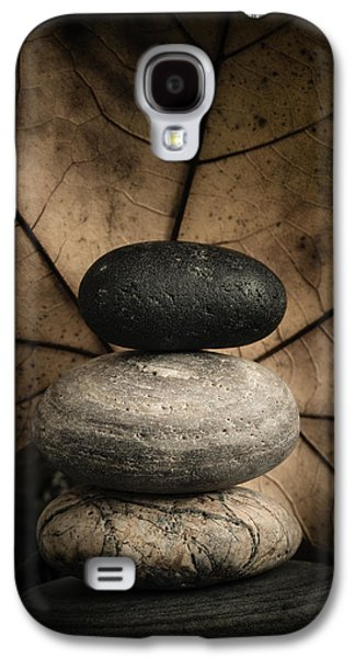 Mystic Setting Galaxy S4 Cases - Stone Cairns II Galaxy S4 Case by Marco Oliveira