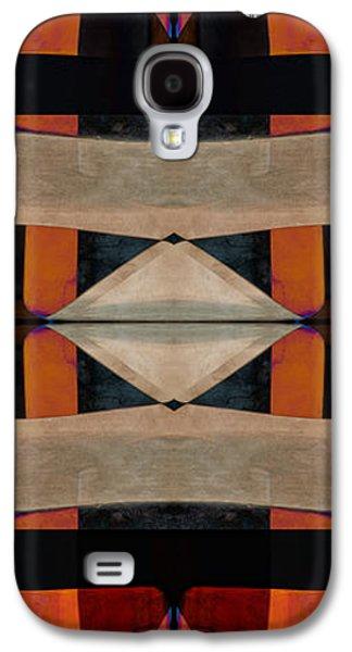 Stone Digital Galaxy S4 Cases - Stone Canyons Santa Fe Series 1 Galaxy S4 Case by Carol Leigh
