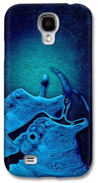 Stone Digital Galaxy S4 Cases - Stone Men 29 c02c - Love Rythm Galaxy S4 Case by Variance Collections