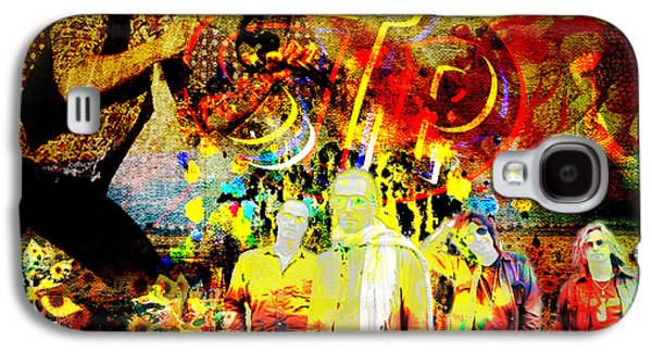 Stone Temple Pilots Original  Galaxy S4 Case by Ryan Rock Artist