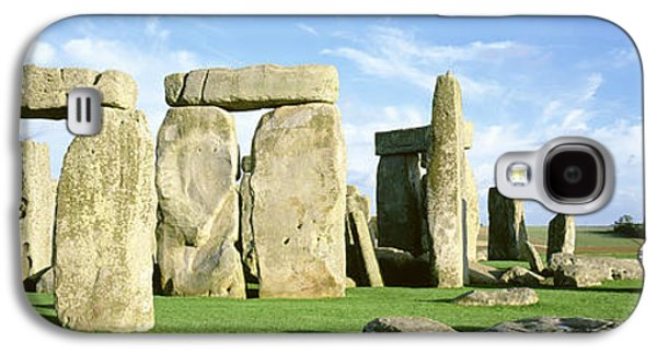 Megalith Galaxy S4 Cases - Stonehenge, Wiltshire, England, United Galaxy S4 Case by Panoramic Images
