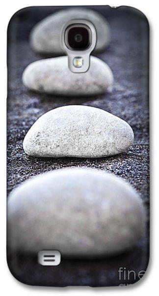Stone Galaxy S4 Cases - Stones Galaxy S4 Case by Elena Elisseeva