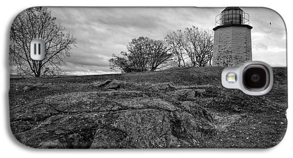 Battlefield Site Galaxy S4 Cases - Stony Point Lighthouse Galaxy S4 Case by Joan Carroll