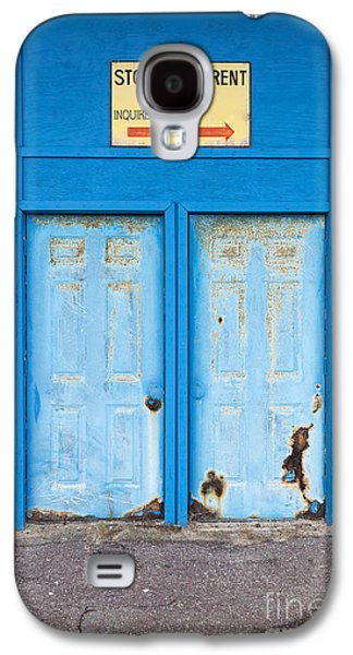 Hamptons Galaxy S4 Cases - Stores For Rent Salsibury Beach MA Galaxy S4 Case by Edward Fielding