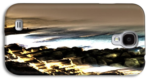 Poster Art Galaxy S4 Cases - Storm flood Galaxy S4 Case by Jb Atelier