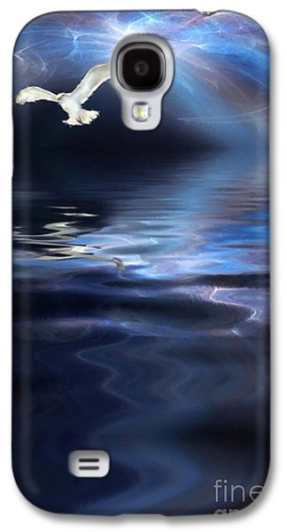 Stormy Weather Galaxy S4 Cases - Storm Galaxy S4 Case by John Edwards