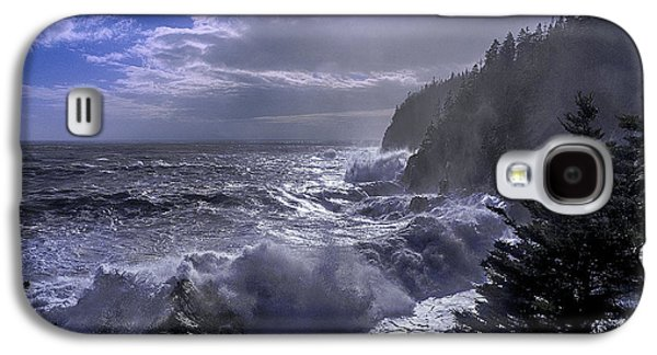 Storm Lifting At Gulliver's Hole Galaxy S4 Case by Marty Saccone