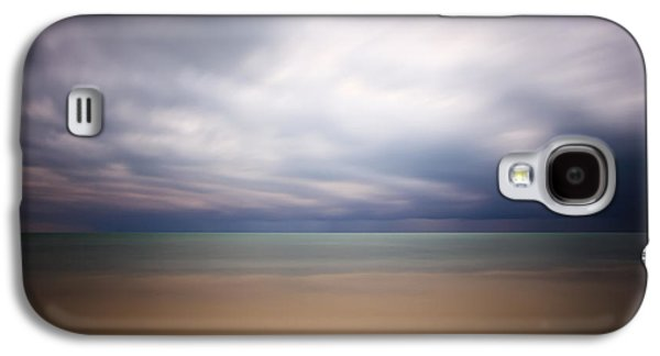 Man Cave Photographs Galaxy S4 Cases - Stormy Calm Galaxy S4 Case by Adam Romanowicz