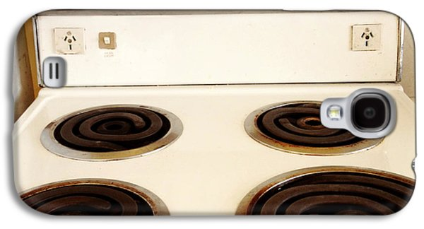 Appliance Galaxy S4 Cases - Stove top Galaxy S4 Case by Les Cunliffe