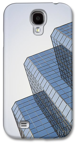 Glass Reflections Galaxy S4 Cases - Straight Across My Mind Galaxy S4 Case by Evelina Kremsdorf