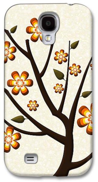Blooming Galaxy S4 Cases - Strange Season Galaxy S4 Case by Anastasiya Malakhova