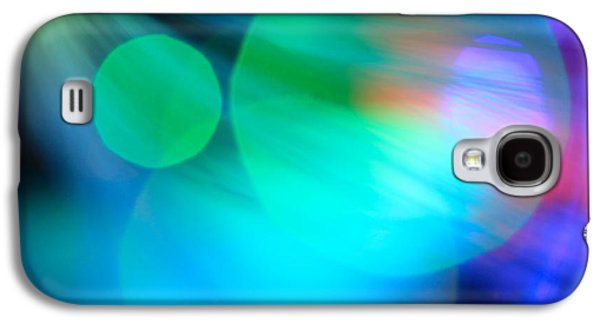 Abstract Digital Photographs Galaxy S4 Cases - Strangers In The Night Galaxy S4 Case by Dazzle Zazz