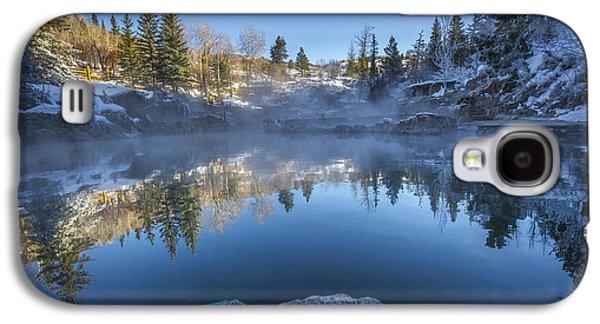Colorado Galaxy S4 Cases - Strawberry Hot Springs Galaxy S4 Case by Chelsea Stockton