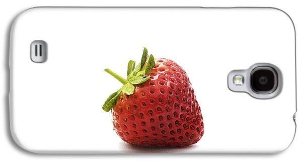 Kitchen Photos Galaxy S4 Cases - Strawberry II Galaxy S4 Case by Natalie Kinnear