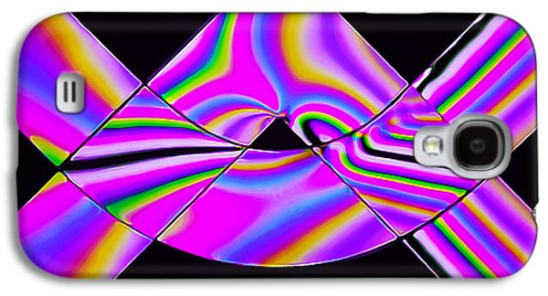 Abstract Digital Art Galaxy S4 Cases - Stress Test 2 Galaxy S4 Case by Bill Caldwell -        ABeautifulSky Photography