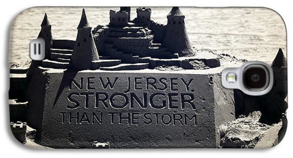Strong America Galaxy S4 Cases - Stronger than the Storm Galaxy S4 Case by John Rizzuto