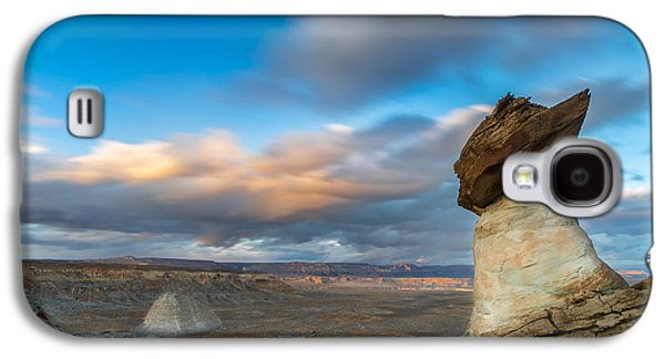 Stud Horse Point Galaxy S4 Case by Larry Marshall