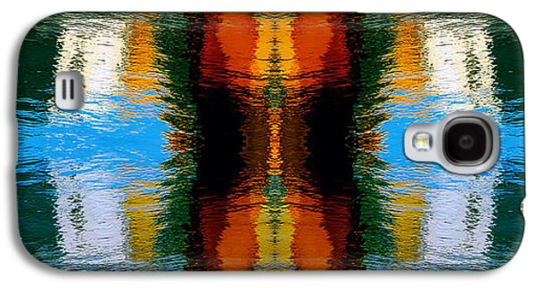 Abstract Movement Galaxy S4 Cases - Submerged Galaxy S4 Case by Shawna  Rowe