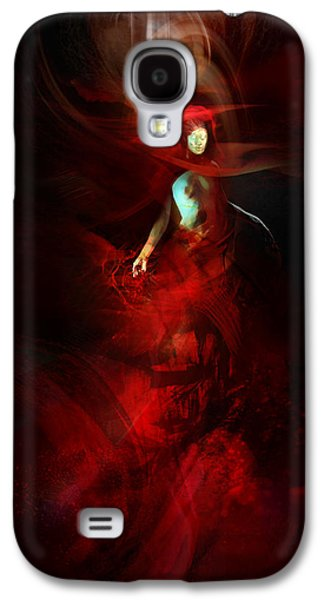Halo Galaxy S4 Cases - Submergence Galaxy S4 Case by Philip Straub