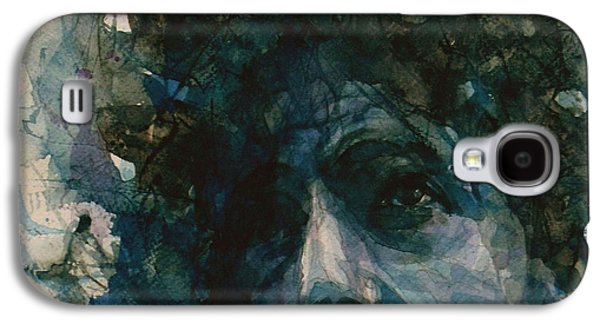 Subterranean Homesick Blues  Galaxy S4 Case by Paul Lovering