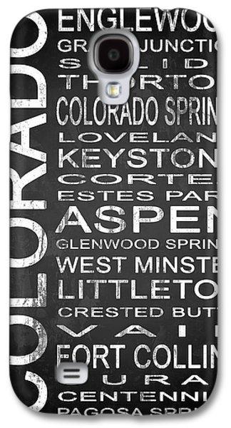 Subway Colorado State 2 Galaxy S4 Case by Melissa Smith