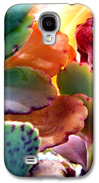 Surreal Landscape Galaxy S4 Cases - Succulent Jungle Galaxy S4 Case by Adam Johnson