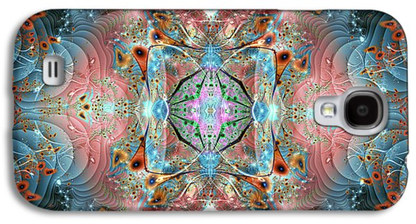 Sultans Magic Carpet Galaxy S4 Case by Mary Almond