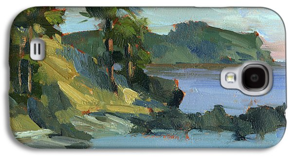 Change Paintings Galaxy S4 Cases - Summer at Lopez Island Galaxy S4 Case by Diane McClary