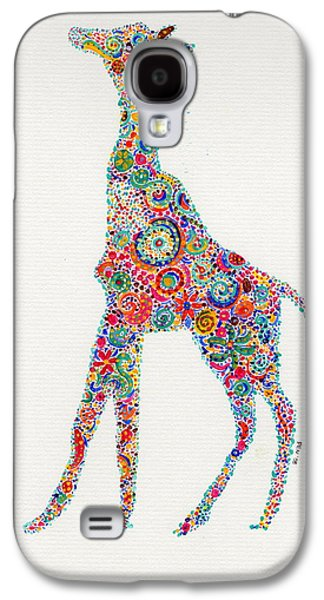 Nature Ceramics Galaxy S4 Cases - Summer Dreams Galaxy S4 Case by Janpen Sherwood