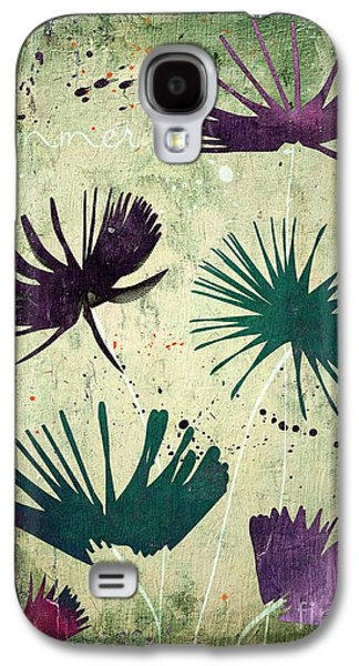 Variants Galaxy S4 Cases - Summer Joy - s18cc Galaxy S4 Case by Variance Collections