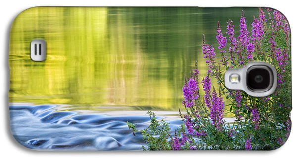 Connecticut Landscape Galaxy S4 Cases - Summer Reflections Galaxy S4 Case by Bill  Wakeley