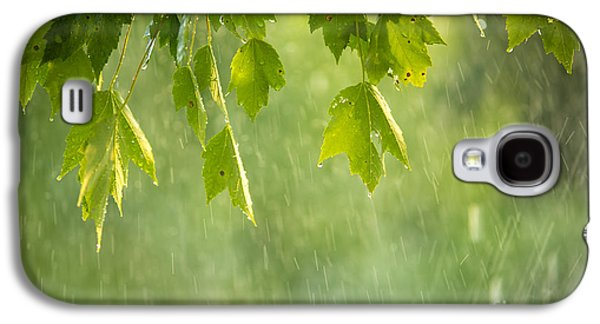 Summer Shower Galaxy S4 Case by Diane Diederich